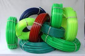 pvc garden flexible pipes at rs 900
