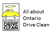 drive clean in ontario