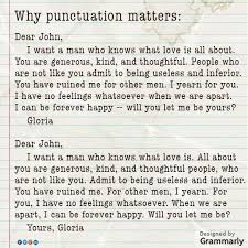 why is it important for a teacher to have good communication    i will sum up the answer by sharing an analogical answer based on importance of punctuation
