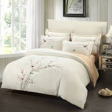 duvet cover cotton queen types
