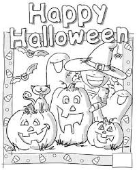 Cute halloween cards, cute printable halloween cards, free halloween cards, free. Printable Halloween Cards For Kids Coloring Home