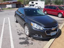 Rental Car Review: 2015 Chevrolet Malibu – This Is The Worst GM ...