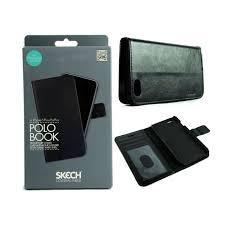 skech iphone 6s plus polo leather folio case