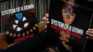 How <b>System Of A Down</b> Created Mezmerize and Hypnotize | Discogs