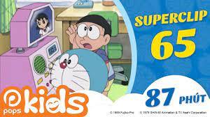 Phim hoạt hình Doremon - phần 65 vui nhộn hài hước được yêu thích nhất