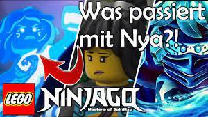 Was wird mit Nya passieren? 🌊  Nya opfert sich? 💥  Neue Meereskönigin? 👑    Lego Ninjago Theorie - YouTube
