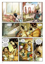 the kite runner graphic novel khaled hosseini  a look inside the kite runner graphic novel click on images to enlarge
