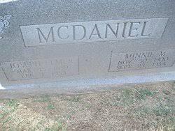 Joseph Elmer McDaniel (1889-1953) - Find A Grave Memorial