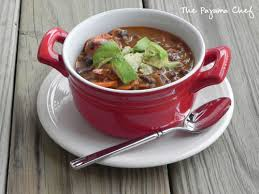 Image result for chipotle black bean soup