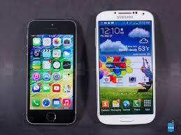 Samsung Galaxy S4 Comparison Chart Apple Iphone 5s Vs Samsung Galaxy S4 Phonearena