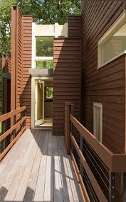 modern houses architecture. Modern House Architects Arlington Virginia Remodel Front Doors Wood Siding Home Houses Architecture