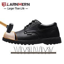 <b>MODYF Men's Steel Toe</b> Work Safety Men Shoes Anti-Puncture ...