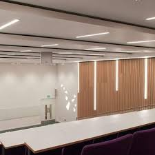 bright special lighting. the luminaires of bright special lighting sa which have been used at loughborough university are o