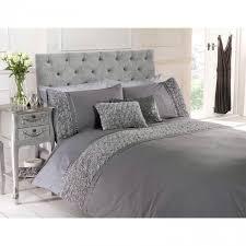 rapport limoges luxury bedding range grey