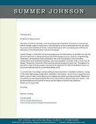 Architecture Cover Letter Examples Shared By Parker Scalsys