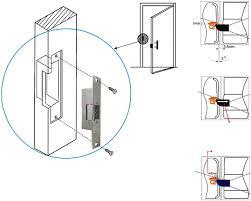 magnetic door sensor circuit diagram magnetic auto wiring door lock electric plug lock magnetic lock power supply cathode lock on magnetic door sensor circuit