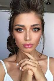 eye makeup for beach wedding saubhaya