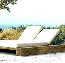 outdoor double chaise outdoor double chaise lounge within cushion idea cushions innovative double chaise outdoor outdoor double chaise