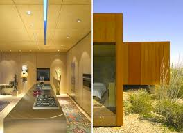Small Picture Arizonas Rusted Steel Desert Nomad House is Surrounded by