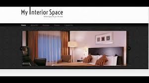 Woodwork Design For Living Room Interior Design Hyderabad Youtube