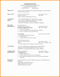Bunch Ideas Of Endearing Performa Of Resume To In Sample Blank