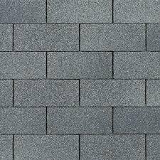 Owens Corning Supreme Estate Gray 3 Tab Metric Asphalt Roofing