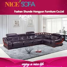 Latest Design Sofa Modern Euro Design Leather Sofa A40L View Mesmerizing Euro Modern Furniture