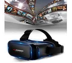 Kính thực tế ảo tốt chơi game bằng kính thực tế ảo - Kính thực tế ảo VR  KODENG K2 cao cấp Xem phim 3D