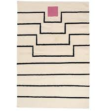 pink and white rug striped modern pink white rug carpet for pink white gold rug
