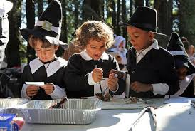 Joaquin Miller Elementary students go back in time, re-enact first  Thanksgiving – East Bay Times