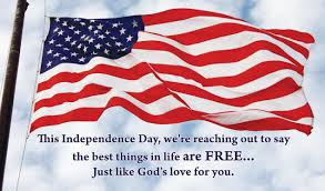 Happy 4th Of July Christian Quotes Best of Fourth Of July Quotes 224 Happy 24th Of July Quotes Sayings And