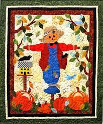 free scarecrow pattern | Autumn Scarecrow Quilt Pattern | quilting ... & free scarecrow pattern | Autumn Scarecrow Quilt Pattern Adamdwight.com