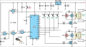 electronics circuits and diagrams 2013 circuit diagram pushbutton relay selector