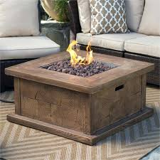 gas fire pits on coffee table small coffee tables gas fire pit