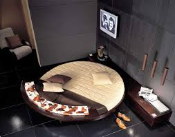 Modern Bedroom Furnitures Unique Round Bed Ideas That Will Give Your Bedroom A Distinct Look