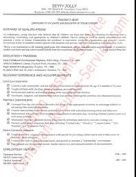 Sample Special Education Resume Objectives Ideas Collection Resumes