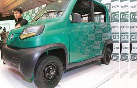 new car launches of bajajBajaj Auto on Tuesday unveiled its first ever fourwheeler Price