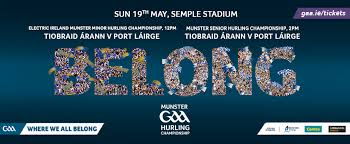 2019 munster senior hurling championship tipperary v waterford