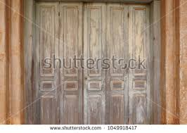 old door in the house vine door background grunge background with e for text