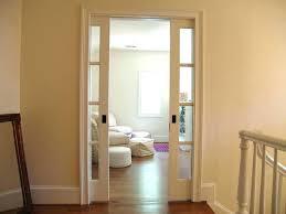 enchanting exterior pocket doors with glass exterior sliding pocket door distinguished sliding glass pocket doors glass