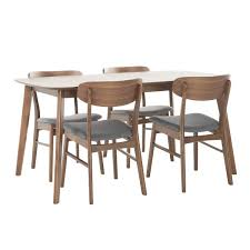 All Wood Dining Room Table Interesting Decoration