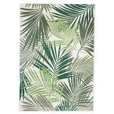 miami palm indoor outdoor area rug in