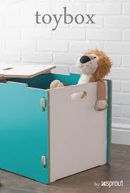 Modern Toy Box