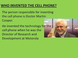 When Was The Cell Phone Invented History Of The Cell Phone