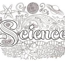 Coloring Worksheets Science Science Beaker Coloring Pages Kids