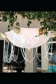 baby shower chandelier decor baby shower yard sign with shabby chic umbrellas for sterner contemporary chandeliers