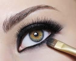 black eye make up eye makeup