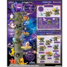<URGENT> [Pre-order] Re-Ment Pokemon Forest Vol. 3 - Beyond The Lost Path  (Complete set of 8) ⭐️, Hobbies & Toys, Toys & Games on Carousell