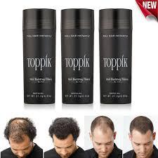 Toppik Color Chart Hair Fibers Keratin Thickening Spray Toppik Hair Building