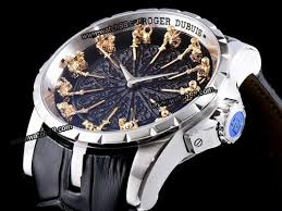 replica roger dubuis excalibur knights of the round table ii rddbex0495 mens watch rd 02005